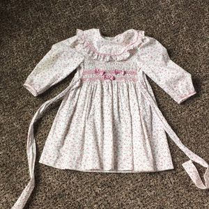 Polly Flinders little girls dress